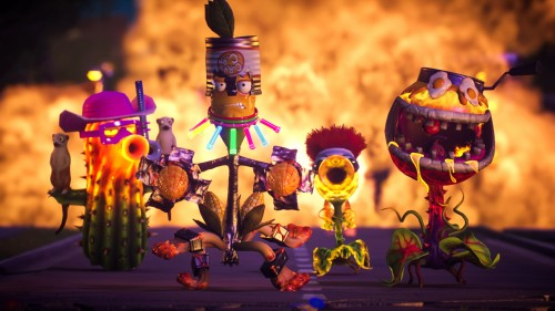 Plants vs Zombies Garden Warfare 2 imagen 2 criticsight 2016