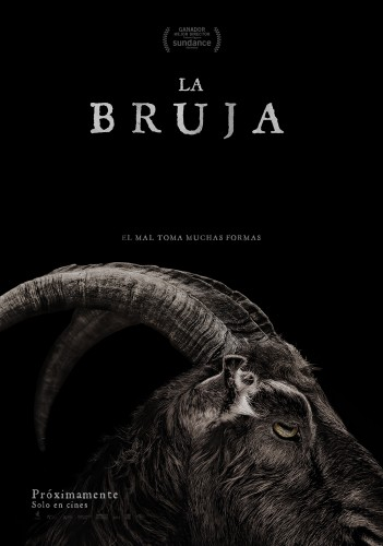 la bruja the witch poster latino español mexico terror pelicula 2016 criticsight