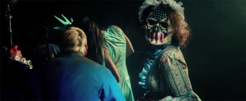 """12 Horas Para Sobrevivir El Año de la Elección"" ""The Purge Election Year""   criticisght 2 2016"