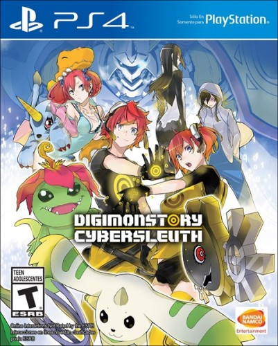 1 Digimon Story Cyber  Sleuth disponible en PS4  criticsight