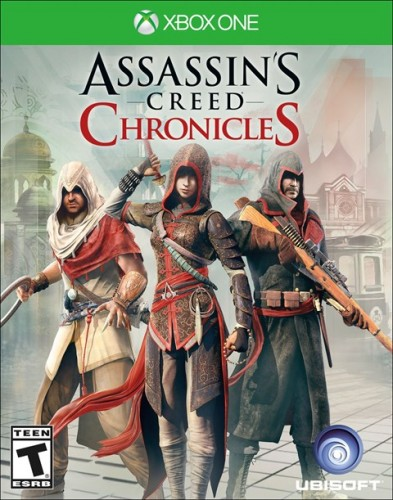 4 Assassin´s Creed Chronicles disponible en XBOX One, PS4 y PS VITA criticsight