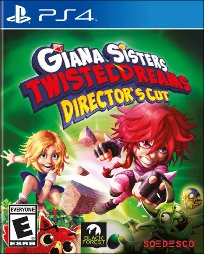 6 Giana Sisters Twisted Dreans – Director´s Cut disponible en PS4 criticsight