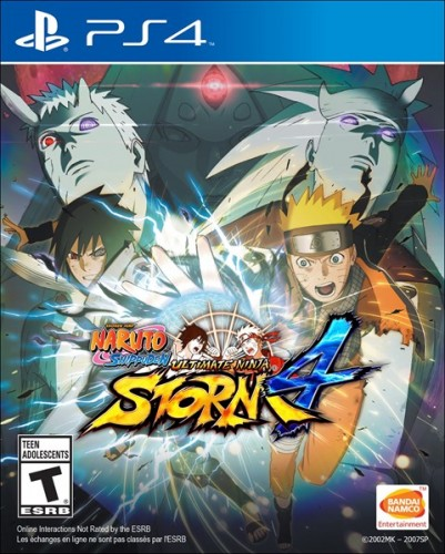 7 Naruto Shippuden Ultimate Ninja Storm 4 disponible en PS4 y XBOX One criticsight