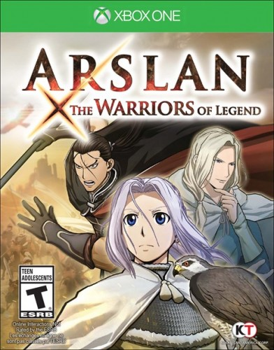 9 Arslan The Warriors of Legend  disponible en PS4 y XBOX One  criticsight
