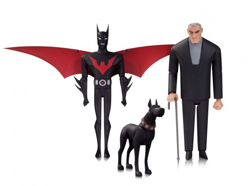 Estas son las Proximas Figuras en Salir de New DC Collectibles Batman Animated (2016) criticsight  batman beyond