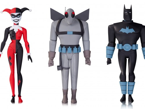 Estas son las Proximas Figuras en Salir de New DC Collectibles Batman Animated (2016) criticsight  batman tas 4