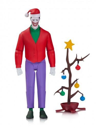 Estas son las Proximas Figuras en Salir de New DC Collectibles Batman Animated (2016) criticsight  batman tas 5 chrustmas joker