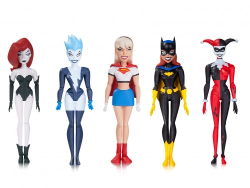 Estas son las Proximas Figuras en Salir de New DC Collectibles Batman Animated (2016) criticsight  new batman adventures