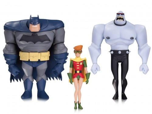 Estas son las Proximas Figuras en Salir de New DC Collectibles Batman Animated (2016) criticsight  the dark knight animated