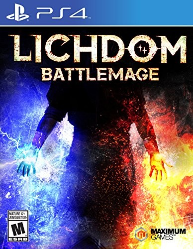 Lichdom Battle Mage disponible en XBOX One y PS4 criticsight
