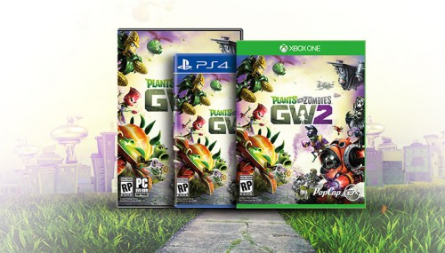 Plants vs Zombies Garden Warfare 2  portada criticsight 2016