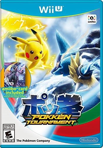 Pokken Tournament  disponible solo en WII U criticsight
