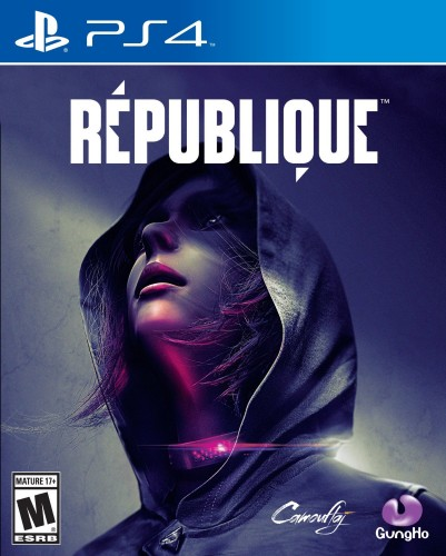 Republique disponible en PS4  criticsight
