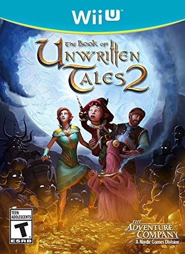 The Book of Unwritten Tales 2  disponible en WII U criticsight