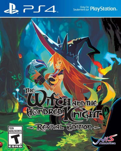 The Witch and the Hundred Knight Revival Edition disponible en PS4 criticsight