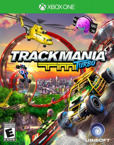TrackMania Turbo Trilingual disponible en XBOX One criticsight
