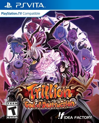 Trillion God of Destruction disponible en PS VITA criticsight