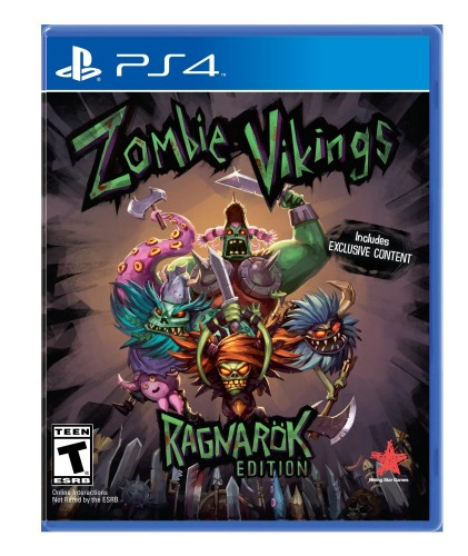 Zombie Viking disponible en PS4  criticsight