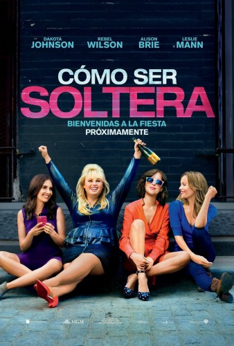 como ser soltera poster hd criticsight warner bros pictures 2016