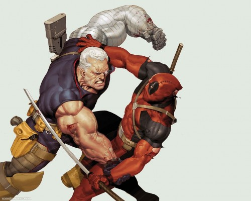 deadpool 2 cable spylocke 2017 criitcsight