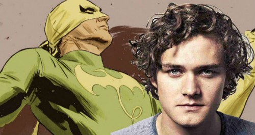 iron fist actor 2016