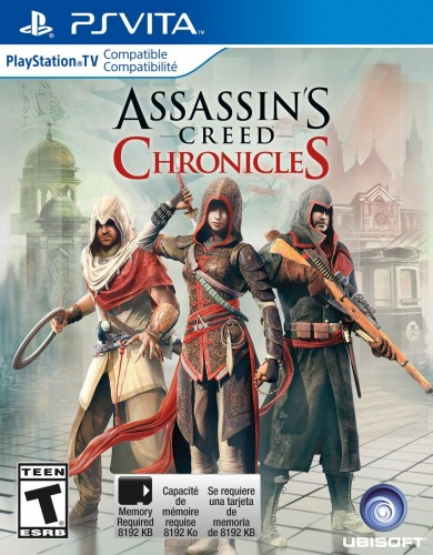 Assassin´s Creed Chronicles disponible en PS VITA portada criticsight