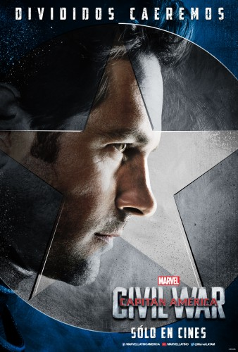 Captain America Civil War team cap equipo criticsight 2016 poster  Ant man