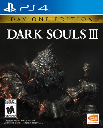 Dark Souls III disponible en XBOX One y PS4  portada criticsight