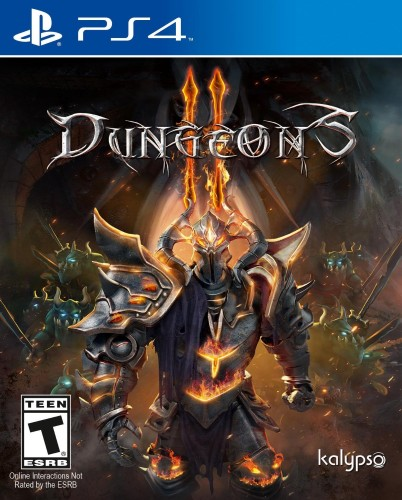 Dungeons 2 disponible en PS4  portada criticsight