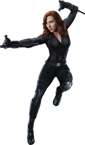 Ilustraciones Wallpaper Civil War 2016 criticsight imagen  black widow viuda negra 1