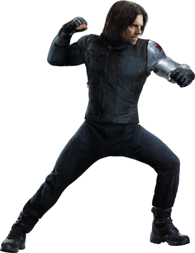 Ilustraciones Wallpaper Civil War 2016 criticsight imagen bucky winter soldier 1
