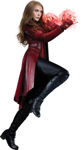 Ilustraciones Wallpaper Civil War 2016 criticsight imagen  scarlet witch 1