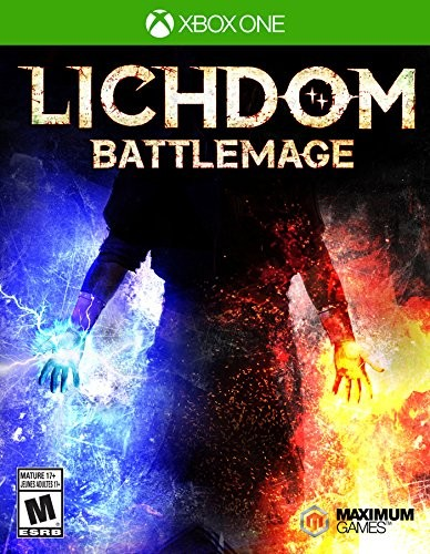 Lichdom Battle Mage disponible en PS4 y XBOX One  portada criticsight