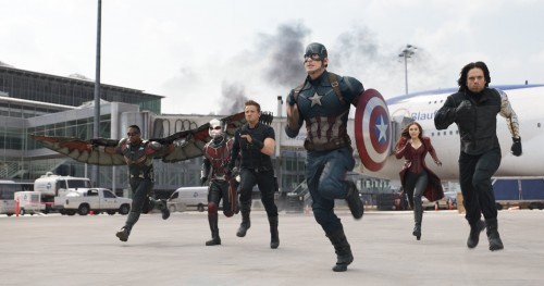 Nuevos Stills Oficiales en Alta Resolución de Captain America Civil War (2016)  Criticsight 4