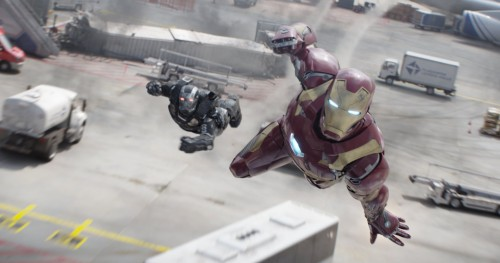 Nuevos Stills Oficiales en Alta Resolución de Captain America Civil War (2016)  Criticsight 5