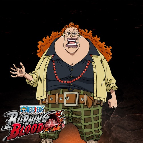 One Piece Burning Blood (Bandai-Namco 2016) criticsight imagen  Dadan