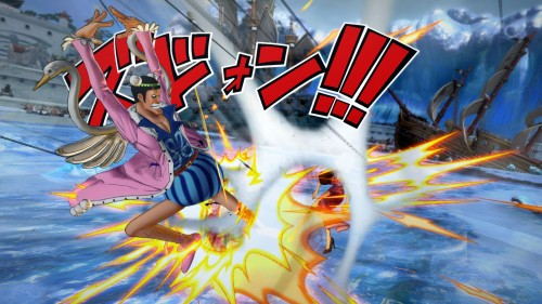 One Piece Burning Blood nuevos personajes bandai namco criticsight 2016 imagen OPBB_BonClay_SS02