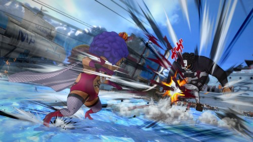 One Piece Burning Blood nuevos personajes bandai namco criticsight 2016 imagen OPBB_Ivankov_SS03