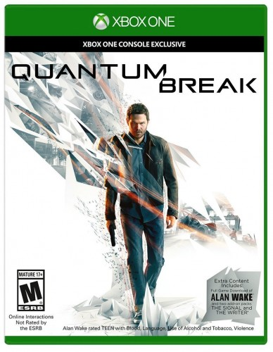 Quantum Break disponible en XBOX One  portada criticsight