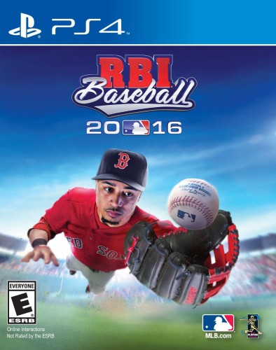 RBI Baseball 2016 disponible en XBOX One y PS4 portada criticsight
