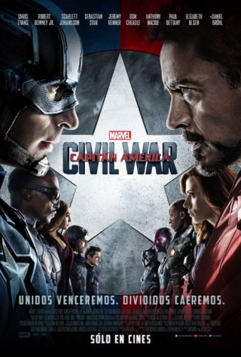 capitan america civil war poster final latino 2016 criticsight