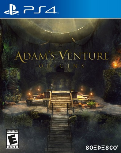 Adam´s Venture Origin´s disponible en PS4 criticsight
