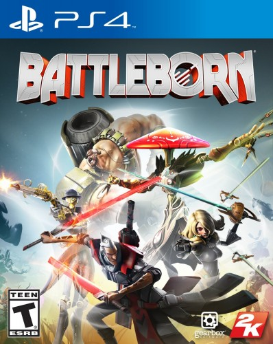 Battleborn disponible en PS4 criticsight