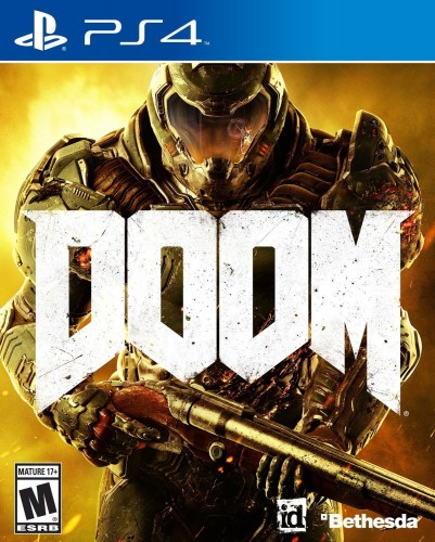 Doom disponible en PS4, PC y XBOX One criticsight