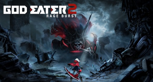 GOD EATER 2 RAGE BURST ARTE CRITICSIGHT 2016