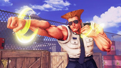 Guile Street Fighter V criticsight imágenes 1