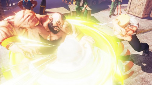 Guile Street Fighter V criticsight imágenes 10