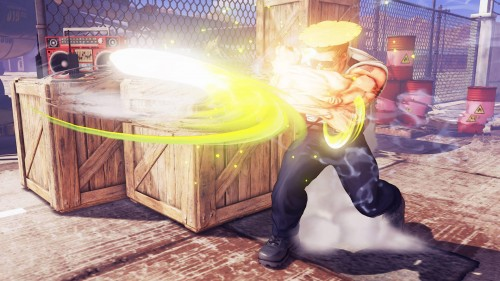 Guile Street Fighter V criticsight imágenes 12