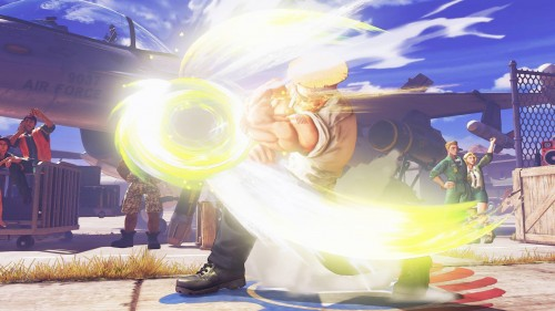 Guile Street Fighter V criticsight imágenes 5