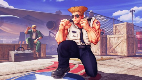Guile Street Fighter V criticsight imágenes 8